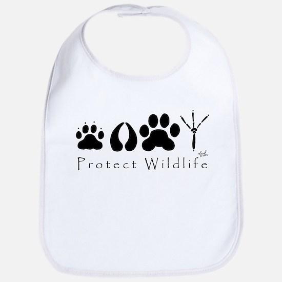 Protect Wildlife Bib