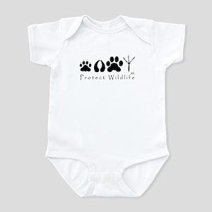 Protect Wildlife Infant Bodysuit