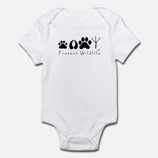 Protect Wildlife Infant Bodysuit