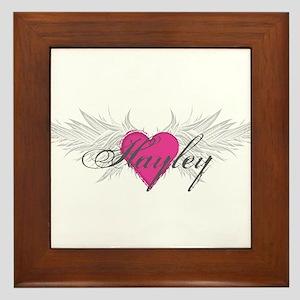 My Sweet Angel Hayley Framed Tile