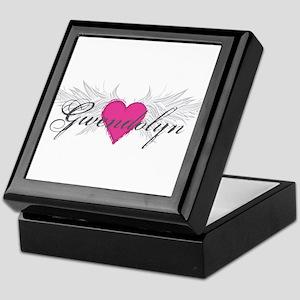 My Sweet Angel Gwendolyn Keepsake Box