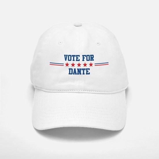 Vote for DANTE Baseball Baseball Cap