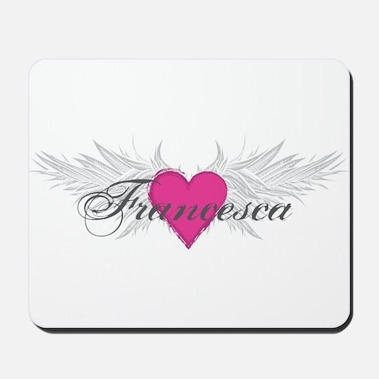 My Sweet Angel Francesca Mousepad