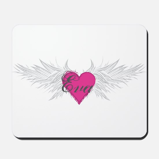 My Sweet Angel Eva Mousepad
