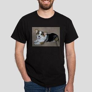 Corgimania Dark T-Shirt