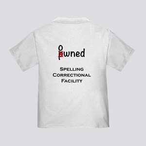 Spelling Correctional Facility Toddler T-Shirt