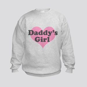 Daddys Girl Kids Sweatshirt
