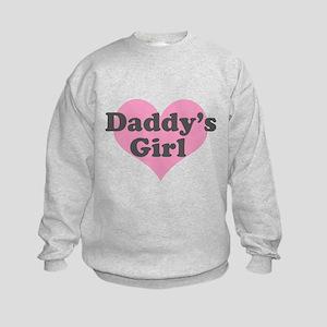Daddys Girl Kids Sweatshirt