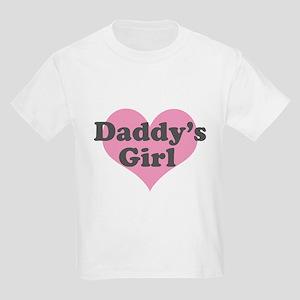 Daddys Girl Kids Light T-Shirt