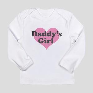 Daddys Girl Long Sleeve Infant T-Shirt