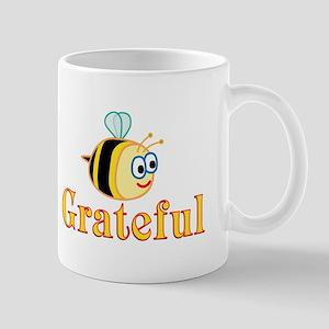Be Grateful Mug