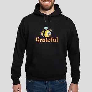 Be Grateful Hoodie (dark)