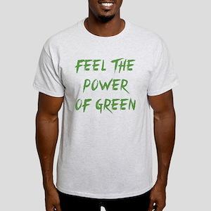 Feel The Power Of Green Light T-Shirt