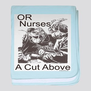 OR Nurses baby blanket