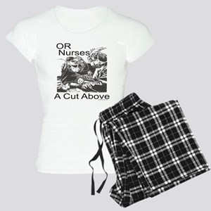 OR Nurses Women's Light Pajamas