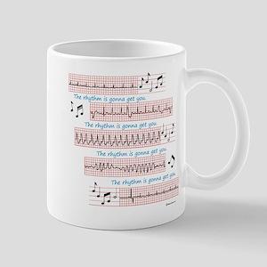 Rhythm is gonna get you Mug