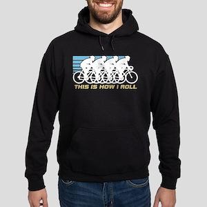 Cycling (male) Hoodie (dark)