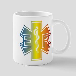 ER multicolor Mug