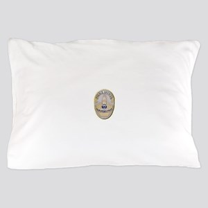 Palm Springs Police Pillow Case