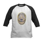 Palm Springs Police Kids Baseball Jersey