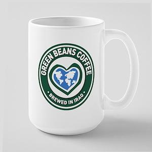 Brewed In Large Mug Mugs