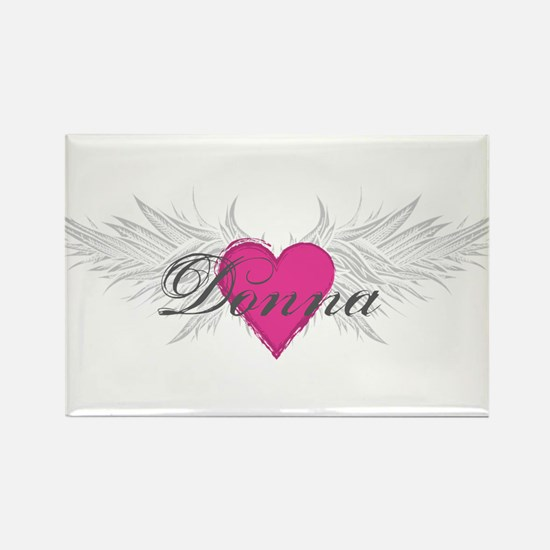 My Sweet Angel Donna Rectangle Magnet (100 pack)