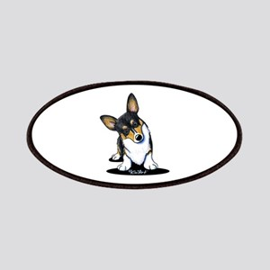 KiniArt Tricolor Corgi Patches