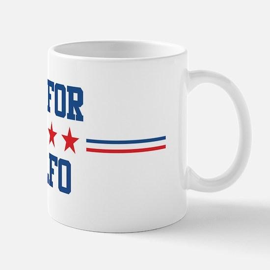 Vote for ADOLFO Mug