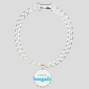 Id Rather Be...Anegada Charm Bracelet, One Cha