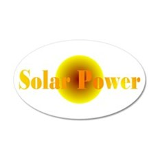 Solar Power.png Wall Decal