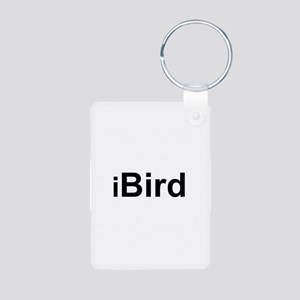 iBird Aluminum Photo Keychain