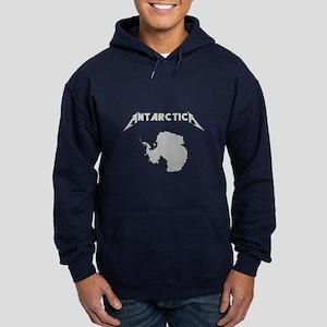 Antarctica - Metalllica Hoodie (dark)