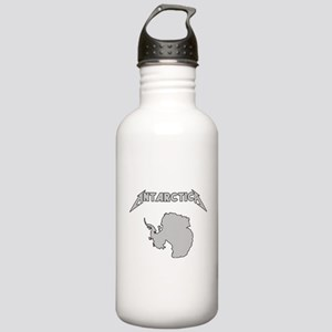 Antarctica - Metalllica Stainless Water Bottle 1.0