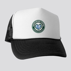 Brewed In Trucker Hat