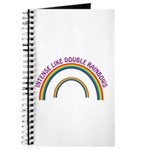 Intense Like Double Rainbows Journal