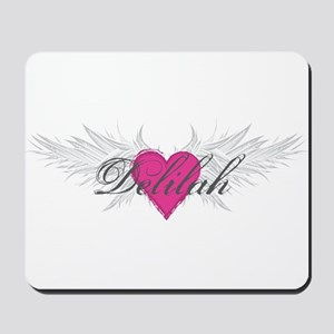 My Sweet Angel Delilah Mousepad
