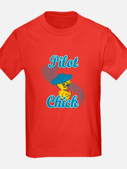 Pilot Chick #3 T