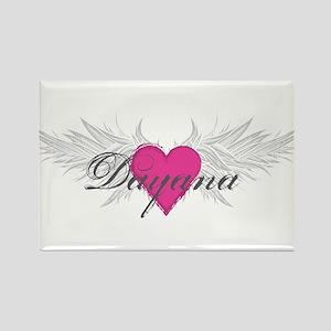 My Sweet Angel Dayana Rectangle Magnet