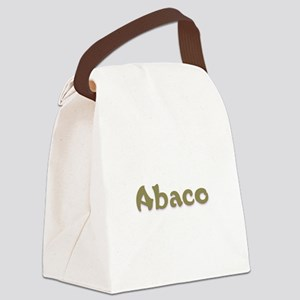 Abaco Canvas Lunch Bag