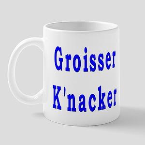 Yiddish Big Shot Mug