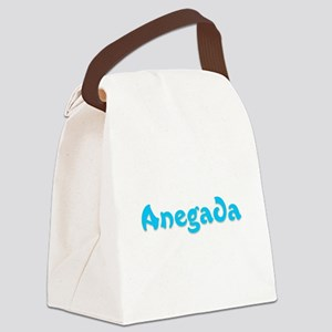 Anegada Canvas Lunch Bag