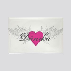 My Sweet Angel Danika Rectangle Magnet