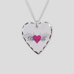 My Sweet Angel Danielle Necklace Heart Charm