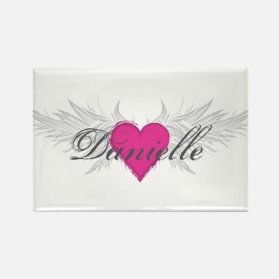 My Sweet Angel Danielle Rectangle Magnet (100 pack