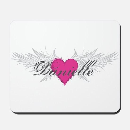 My Sweet Angel Danielle Mousepad