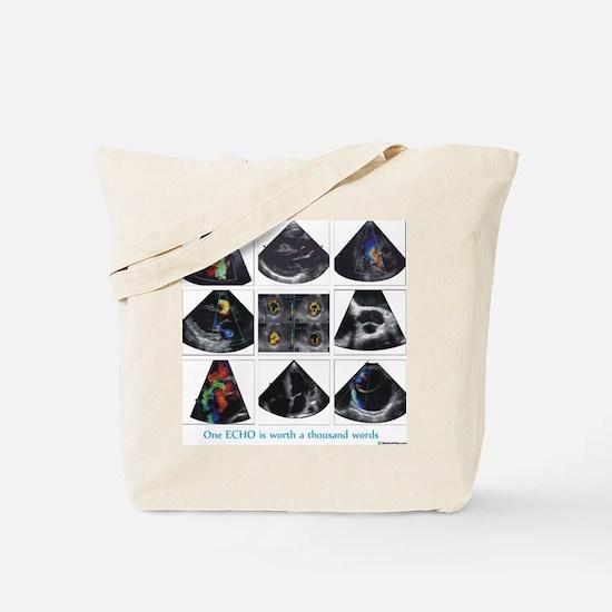 One echo Tote Bag
