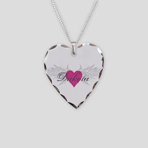 My Sweet Angel Dakota Necklace Heart Charm