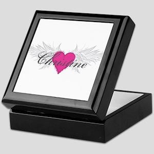 My Sweet Angel Christine Keepsake Box