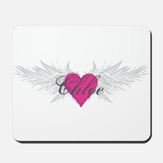 My Sweet Angel Chloe Mousepad