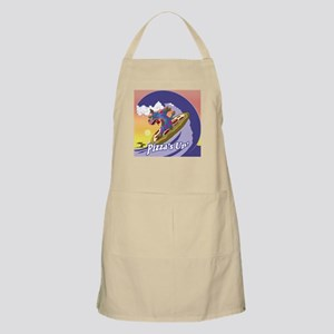 Surfing Cow Apron